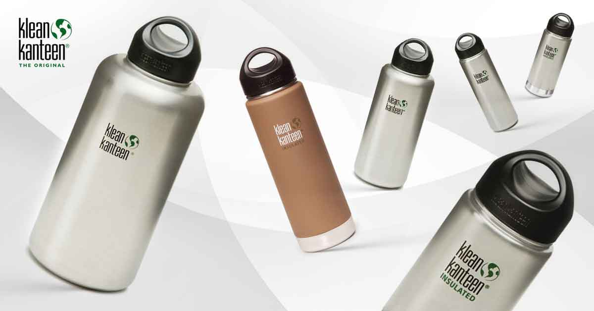 Klean Kanteen Bottle, cups, tumblers, sippy cups